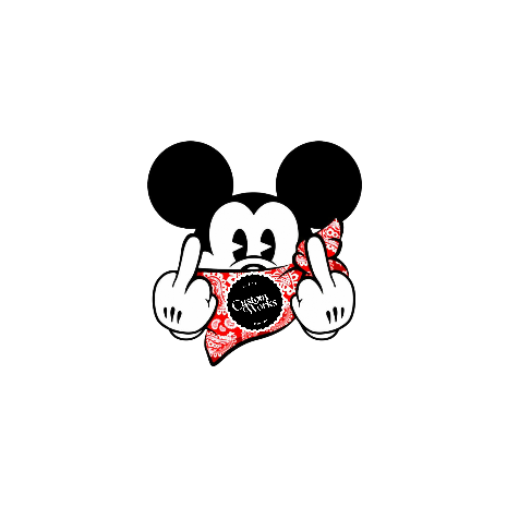 Fvck Mickey