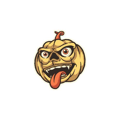 Tricou Pumpkin Head