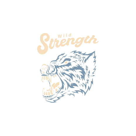 Tricou Wild Strength