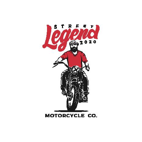 Tricou Moto Legend
