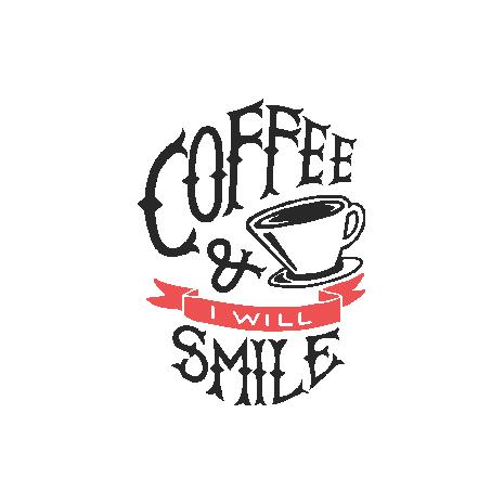 Tricou Coffee & Smile