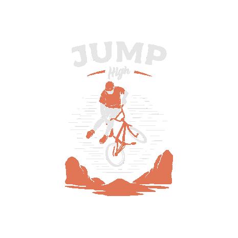 Tricou Jump High