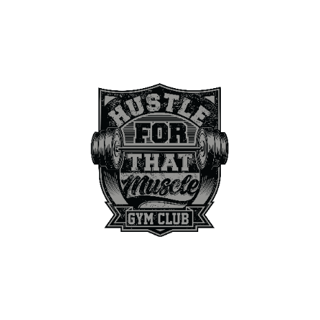 Tricou Hustle for that muscle
