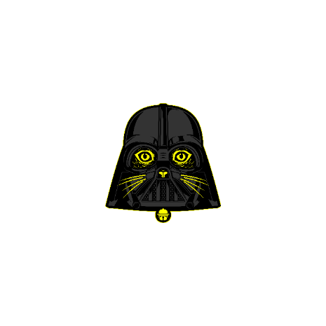 Tricou Cat Vader