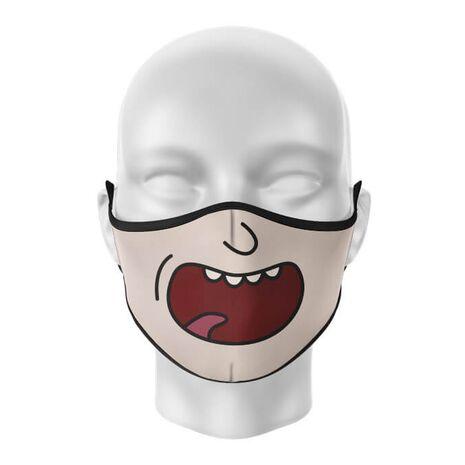 Masca de gura personalizata Happy Morty