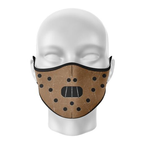 Masca de gura personalizata Lecter