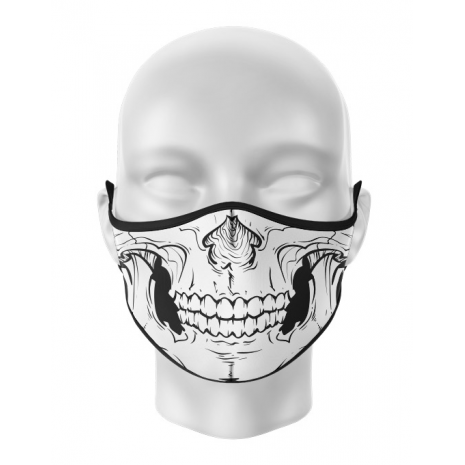 Masca de gura Skull 2