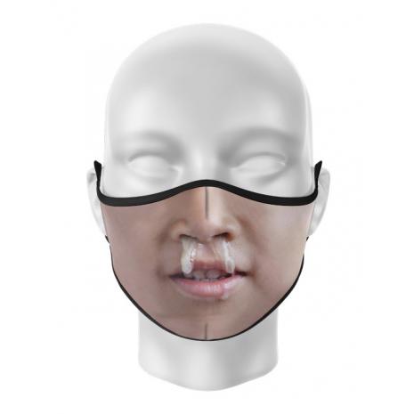 Masca de gura personalizata Snut