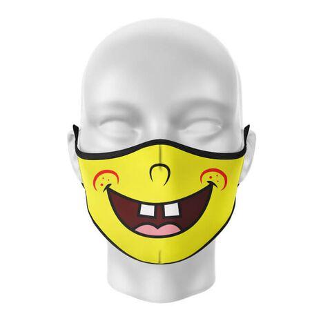 Masca de gura personalizata Sponge Bob