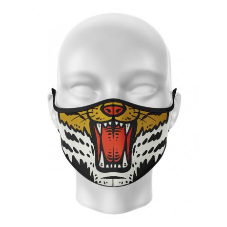 Masca de gura personalizata Tiger mouth