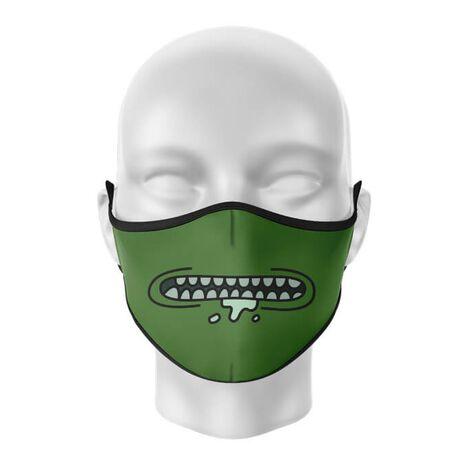 Masca de gura personalizata Toxine Rick