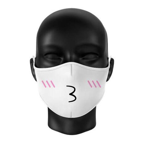 Masca de gura Kiss