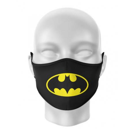 Masca de gura personalizata Batman