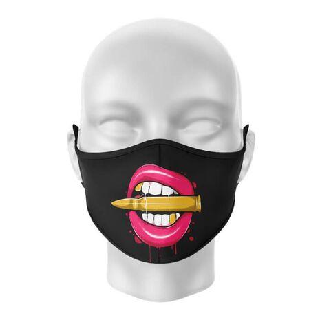 Masca de gura personalizata Bullet Lips