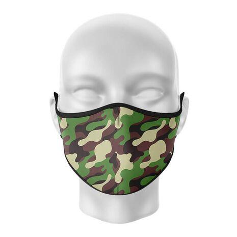 Masca de gura personalizata Camouflage