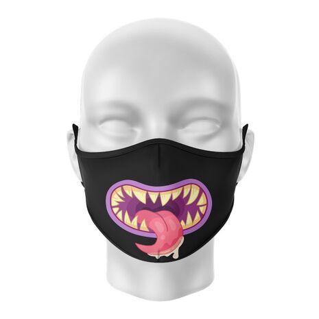 Masca de gura personalizata Dripping