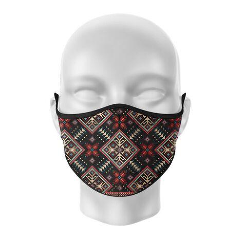 Masca de gura personalizata Model traditional 2