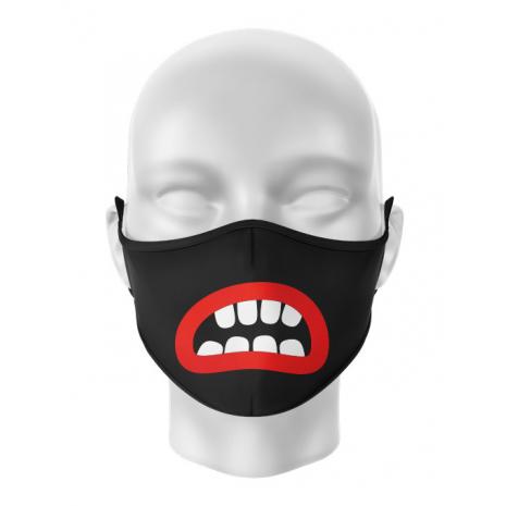 Masca de gura personalizata Sad mouth