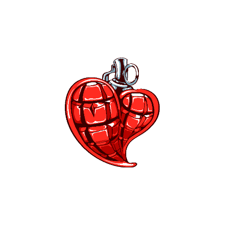 Tricou Bomb Heart