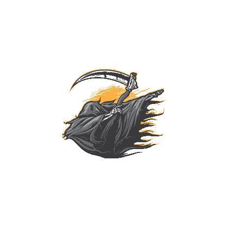Tricou Reaper Dabbing