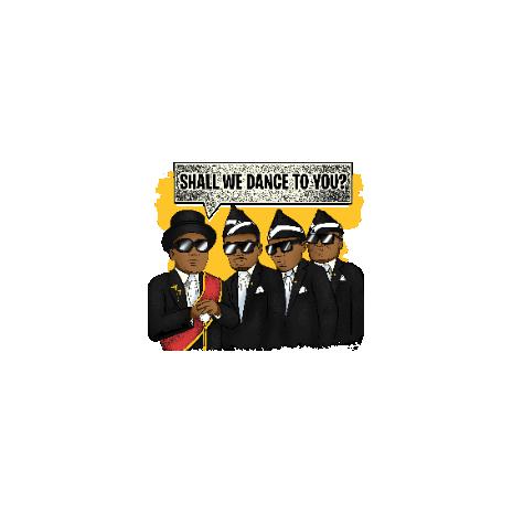 Tricou Dance meme