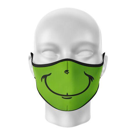 Masca reutilizabila personalizata Grinch