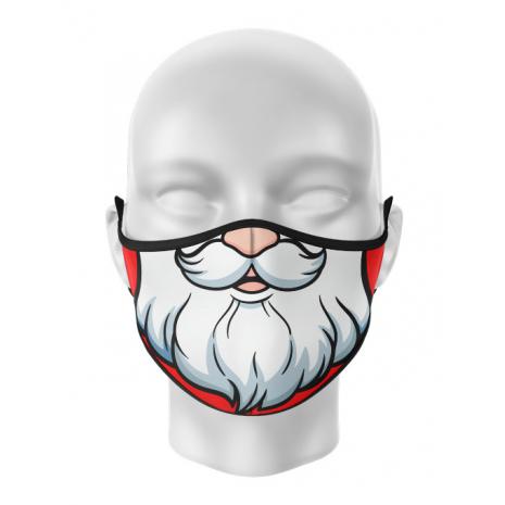 Masca reutilizabila personalizata Santa