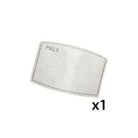 Filtru tip PM2.5 pentru masti reutilizabile