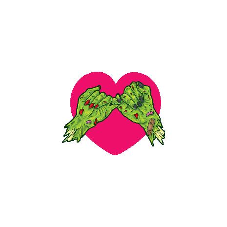 Tricou Zombie Love