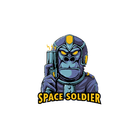 Tricou Space Soldier