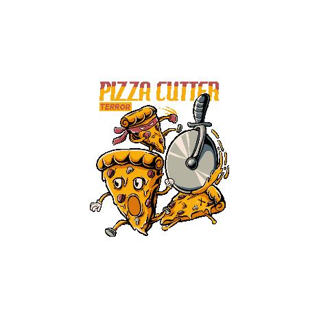 Tricou Pizza Terror