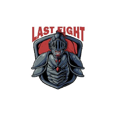 Tricou Last Fight