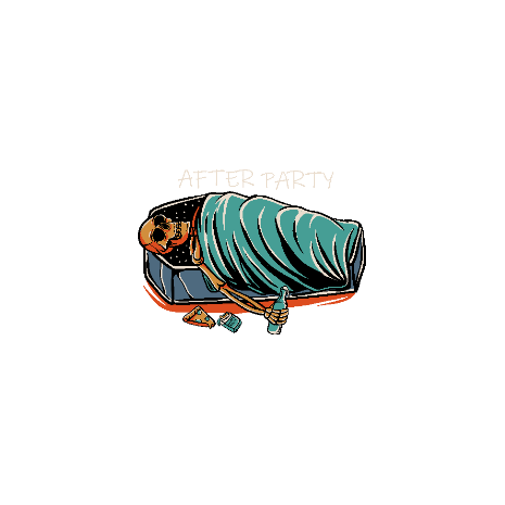 Tricou After Party