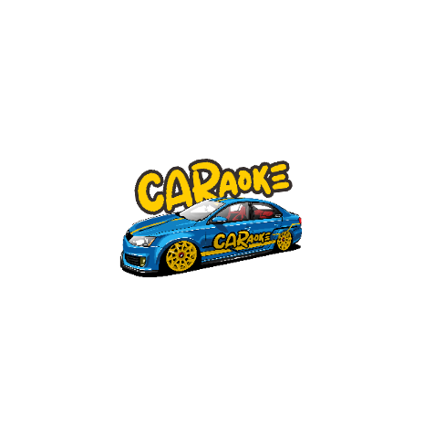 Tricou CARaoke official car