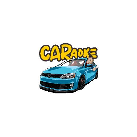 Tricou CARaoke Man & Car