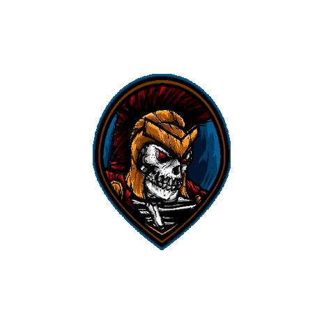 Spartan Skull Warrior