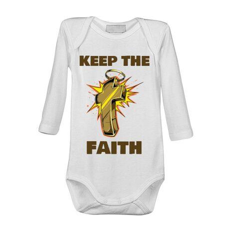 Baby body Keep the Faith Alb