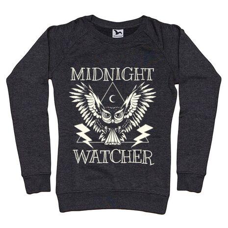 Bluza ADLER dama Midnight Watcher Negru melanj