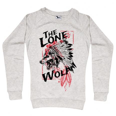 Bluza ADLER dama The lone wolf Migdala melanj