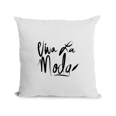Perna personalizata Viva la moda Alb