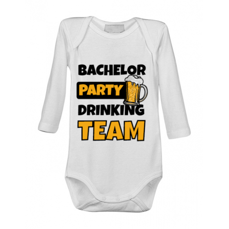 Baby body Bachelor Party Alb