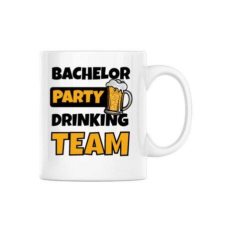 Cana Petrecerea burlacilor Bachelor Party Alb