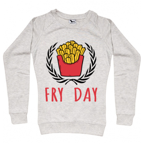 Bluza ADLER dama Fry Day Migdala melanj