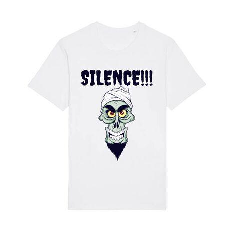 Tricou STANLEY STELLA barbat Silence Alb