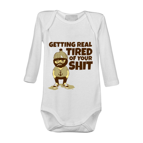 Baby body Tired of your shit Alb
