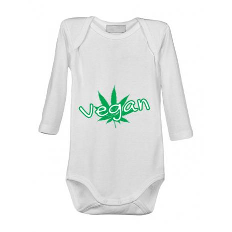 Baby body Vegan Alb