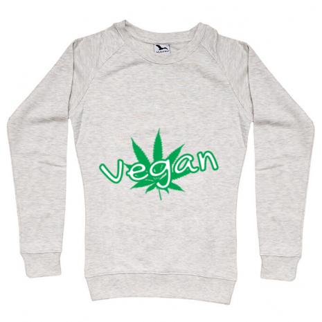 Bluza ADLER dama Vegan Migdala melanj