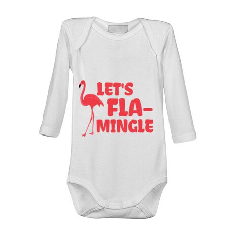Baby body Let's flamingle Alb