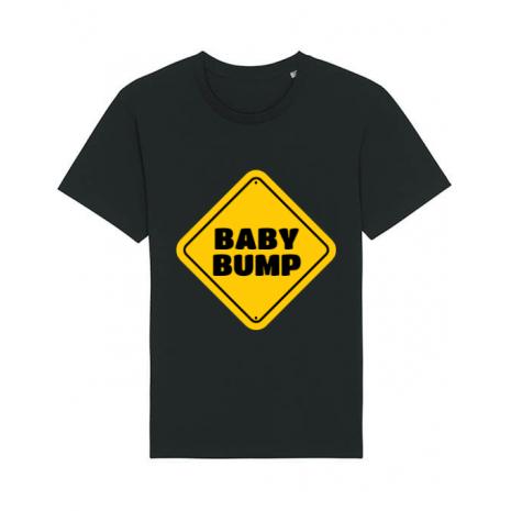 Tricou STANLEY STELLA barbat Baby bump Negru
