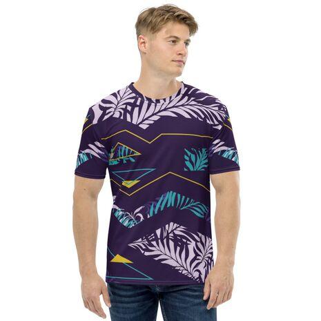 Tricou barbati all over Tropics